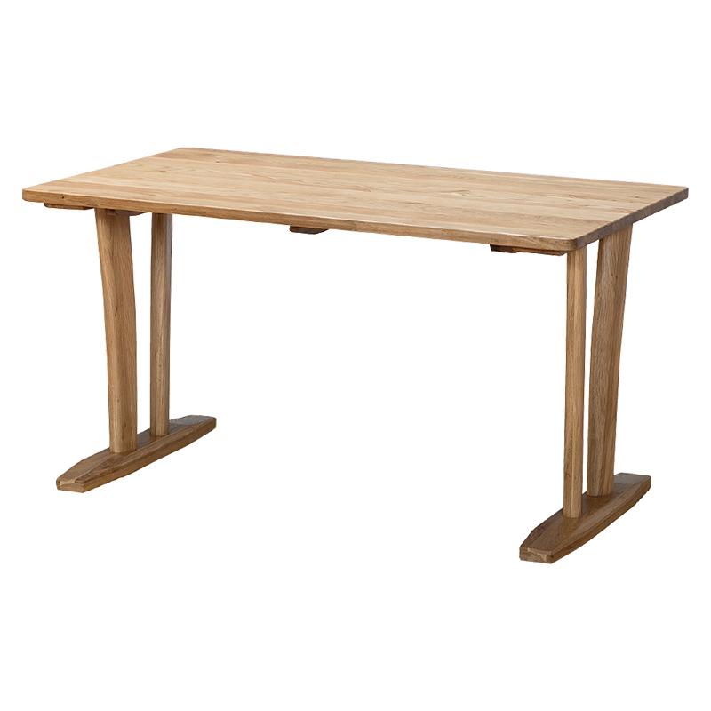 ダイニングテーブル SAMANTHA3 135~180TOP OAK+2LEGS OAK
